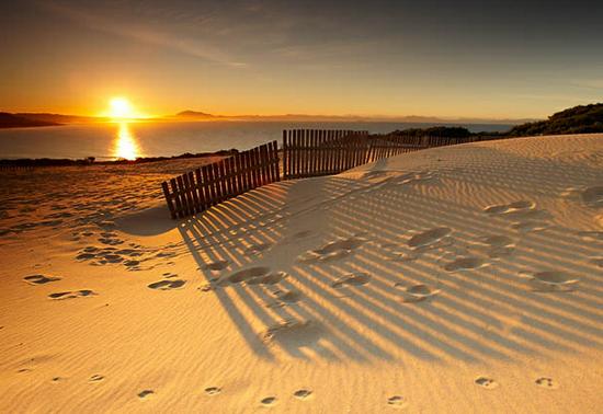 escapada de playa